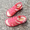 זול נעלי ילדות-בנות נעליים PVC אביב קיץ נוחות סנדלים ל כתום / אפרסק / ורוד