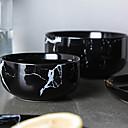 povoljno Posuđe za posluživanje-1 kom. Porculan / Drvo New Design / Heatproof / Kreativan Zdjela za posluživanje i salate / Zdjelice / Zdjele i boce s vodom, posuđe