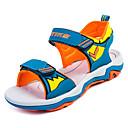 ieftine Pantofi Băieți-Băieți Pantofi PU Vară Confortabili Sandale pentru Copii Portocaliu / Bleumarin