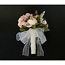povoljno Cvijeće za vjenčanje-Cvijeće za vjenčanje Buketi / Dekoracije Vjenčanje / Svadba Čipka / Poliester / Cvijet & Bud 11-20 cm