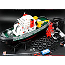 abordables Barcos RdioControl-Barco de radiocontrol  WLtoys 3810 Metal / ABS Canales 15 km/h KM / H
