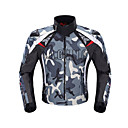 cheap Motorcyle Helmets-DUHAN Motorcycle Clothes JacketforMen's Oxford Cloth Winter