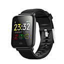 cheap Smartwatches-Smartwatch Q9 for iOS / Android Heart Rate Monitor / Waterproof / Blood Pressure Measurement / Calories Burned / Information Pedometer / Call Reminder / Sleep Tracker / Sedentary Reminder / Alarm