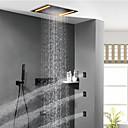 preiswerte Badewannen Armaturen-Duscharmaturen - Moderne Korrektur Artikel Duschsystem Keramisches Ventil