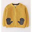 tanie Topy dla chłopców-Dzieci Dla chłopców Moda miejska Geometric Shape Długi rękaw Sweter i kardigan