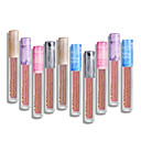 cheap Lip Stain-Lip Balm Lip Gloss 12 pcs Mineral Waterproof / Portable / Moisturizing Mineral / Easy to Carry Fashion Makeup Cosmetic Daily Wear Grooming Supplies