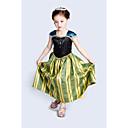 baratos Lustres-Alice no País das Maravilhas Anna Kushina Vestidos Todos Cosplay de Filmes Amarelo Saia Carnaval Dia da Criança Ano Novo