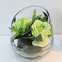 ieftine Flor Artificiales-Flori artificiale 1 ramură Clasic Modern / Contemporan / stil minimalist Trandafiri Față de masă flori
