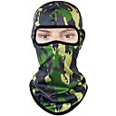 cheap Bakeware-Balaclava All Seasons Quick Dry / Breathability Outdoor Exercise / Bike / Cycling Unisex Lycra Camouflage / Stretchy