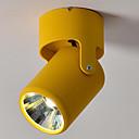 halpa Plafondit-7-Light Erikois Valokeila Tunnelmavalo Maalatut maalit Metalli Uusi malli 220-240V Lämmin valkoinen / Valkoinen LED-valonlähde mukana / Integroitu LED