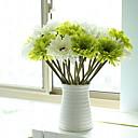 ieftine Flori Artificiale-Flori artificiale 1 ramură Clasic Stilat Crizantemă Față de masă flori