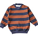 ieftine Set Îmbrăcăminte Bebeluși-Bebelus Fete Dungi Manșon Lung Sfeter & Cardigan