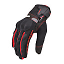 cheap Bluetooth Car Kit/Hands-free-Madbike Full Finger Unisex Motorcycle Gloves Mixed Material Touch Screen / Breathable / Wearproof