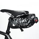 billige Sadeltasker-RHINOWALK 1.5 L Sadeltasker / Bagagebærertasker Vandtæt, Regn-sikker, Cykling Cykeltaske Terylene Cykeltaske Cykeltaske Cykling Cykel