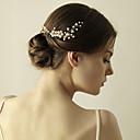 povoljno Svadbeni ukrasi-S perlama / Legura Kose za kosu s Faux Pearl 1 komad Vjenčanje / Special Occasion Glava