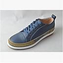 זול נעלי ספורט לגברים-בגדי ריקוד גברים נעליים פורמליות עור נאפה Leather אביב נעלי ספורט שחור / חום / כחול / בָּחוּץ / נעלי נוחות
