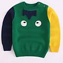 povoljno Džemperi i kardigani za dječake-Djeca / Dijete koje je tek prohodalo Dječaci Print Dugih rukava Džemper i kardigan