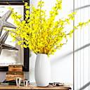 ieftine Flori Artificiale-Flori artificiale 1 ramură Clasic Modern / Contemporan / stil minimalist Florile veșnice / Vază Față de masă flori