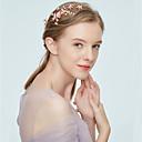 abordables Pendientes-Legierung Pinza para el cabello con Perla de Imitación 1pc Boda / Fiesta / Noche Celada