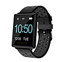 cheap Smartwatches-Smart Bracelet Smartwatch QF88 for Android 4.3 and above / iOS 7 and above Heart Rate Monitor / Blood Pressure Measurement / Calories Burned / Touch Screen / New Design Pedometer / Call Reminder