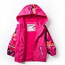 ieftine Seturi Îmbrăcăminte Fete-Copii Fete Mată / Imprimeu Manșon Lung Blazer