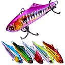cheap Wall Sconces-6 pcs Fishing Lures Hard Bait Plastic Outdoor Bait Casting / Lure Fishing / General Fishing