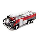 abordables Camiones de juguete y vehículos de construcción-Camión de bomberos Camiones y vehículos de construcción de juguete Coches de juguete Vehículos de metal Vehículos de tracción trasera 1:60