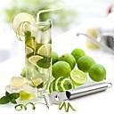 ieftine Ustensile pentru Fructe & Legume-1 buc Ustensile de bucătărie Metalic Bucătărie Gadget creativ Peeler & Razatoare pentru Fructe / Pentru ustensile de gătit