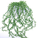 ieftine Flor Artificiales-Flori artificiale 1 ramură Montaj Perete Modern / Contemporan / Pastoral Stil Plante suculente Flori Perete