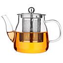 ieftine Cafea și Ceai-sticlă Rezistentă la căldură / Ceai neregulat 1 buc ceainic