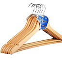cheap Wooden Puzzles-Wooden Multi-function Clothing Hanger, 6pcs