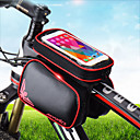 cheap Bathroom Sink Faucets-Cell Phone Bag / Bike Handlebar Bag 6.2 inch Touch Screen, Waterproof, Reflective Cycling for Cycling Green