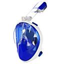 baratos Roupas de Mergulho & Camisas de Proteção-Máscaras de mergulho / Máscara de Snorkel Anti-Nevoeiro, Máscaras Faciais, Embaixo da agua Janela Única - Natação, Mergulho Silicone, PVC