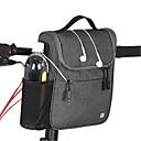 رخيصةأون جورسيه الدراجة-RHINOWALK حقيبة المقود للدراجة / حقيبة الكتف 9 بوصة ركوب الدراجة إلى الهاتف الخليوي الجميع المشمشي الداكن