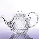 ieftine Cafea și Ceai-sticlă Rezistentă la căldură neregulat 1 buc ceainic