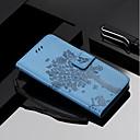 זול מגנים לטלפון & מגני מסך-מגן עבור Xiaomi Mi 7 / Mi 8 ארנק / מחזיק כרטיסים / עם מעמד כיסוי מלא חתול / עֵץ קשיח עור PU ל Redmi Note 5A / Xiaomi Redmi Note 4X / Xiaomi Redmi Note 3 / Xiaomi Mi 6