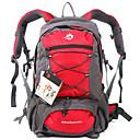 رخيصةأون حقائب الظهر والحقائب المتنوعة-Jungle King 35 L حقائب ظهر - يمكن ارتداؤها, التنفس إمكانية في الهواء الطلق المشي لمسافات طويلة, التسلق, التزلج نايلون أحمر, أخضر, أزرق