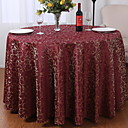 tanie Obrusy-Współczesny 100g / m2 Poliester Stretch Knit / Włókniny Zaokrąglanie Obrusy Geometryczny Dekoracje stołowe 1 pcs