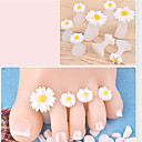 cheap Necklaces-8pcs Silicon Nail DIY Tools For Toe Adorable Romance nail art Manicure Pedicure Fashionable Jewelry Daily Wear