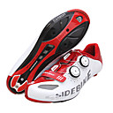cheap Wall Stickers-SIDEBIKE Road Bike Shoes Carbon Fiber Waterproof, Anti-Slip, Cushioning Cycling Red / White Men's