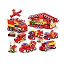 baratos Blocos de Montar-Blocos de Construir 544 pcs Brinquedo foco Engraçado Todos Para Meninos Para Meninas Brinquedos Dom