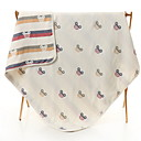 cheap Ceiling Lights-Infant Unisex Solid Colored Blanket Beige / Yellow One-Size
