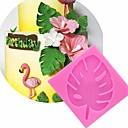 رخيصةأون صواني الخبز-أدوات خبز سيليكون المطبخ الإبداعية أداة كعكة / لأواني الطبخ قوالب الكيك 1PC