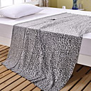 baratos Cobertores e Mantas-Sofá Jogue, Geométrica Poliéster Confortável cobertores