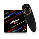 abordables Box TV-H96 Max plus Box TV / Air Mouse Android 8.1 Box TV / Air Mouse RK3328 4GB RAM 32GB ROM Huit Cœurs Cool