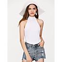 cheap Body Jewelry-Women's Club Slim Bodysuit - Solid Colored, Basic High Waist