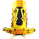 baratos Perucas Sintéticas com Renda-TOPSKY 70 L Mochila para Excursão - Vestível, Respirabilidade Ao ar livre Equitação, Alpinismo, Esqui Amarelo, Azul Céu