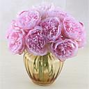 ieftine Flor Artificiales-Flori artificiale 5 ramură Clasic / Single Stilat / Pastoral Stil Bujori Față de masă flori