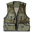 cheap Fishing Accessories-Men's Vest / Gilet Hunting / Fishing Lightweight / Breathability Spring / Summer Sports & Outdoor