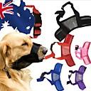 olcso Ruhafogasok & Akasztók-Kutyák Ugatásgátló nyakörv anti Bark Egyszínű / Hálószerű Nettó / Műanyag Piros / Rózsaszín / Fekete